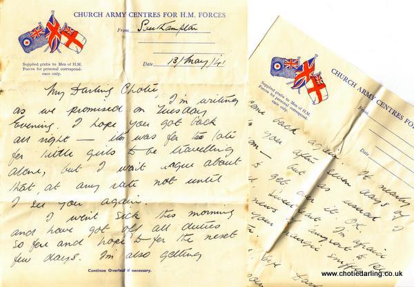 13th May 1941