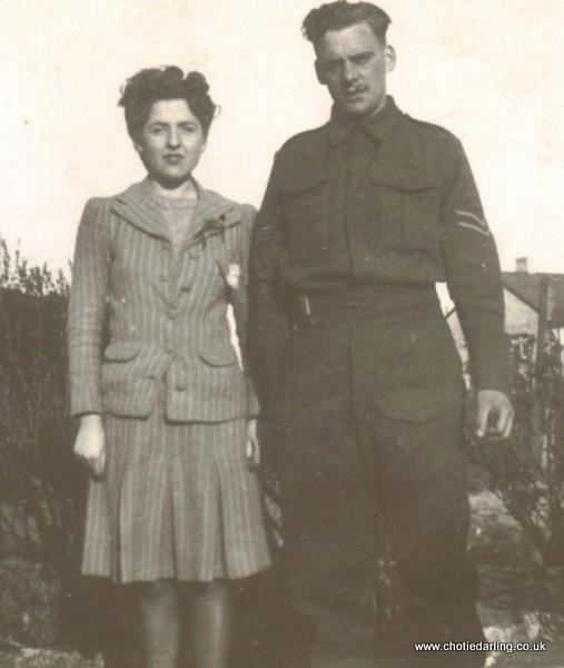 Chotie and Corporal Williams