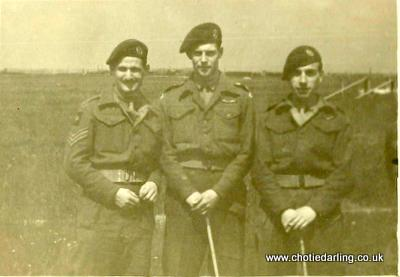 Unknown Airlanding soldiers