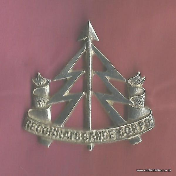 Reconnaissance badge