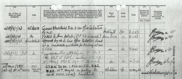 Dick's Service & Casualty Form p4-005
