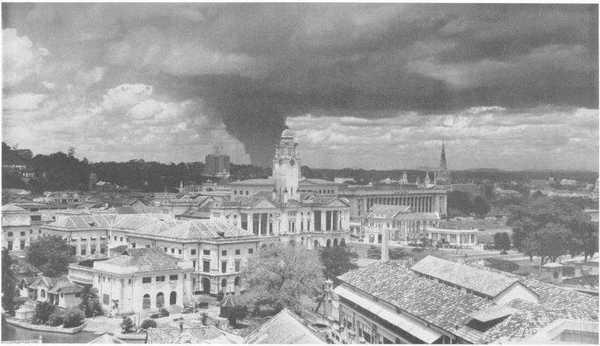 Singapore February 1942
