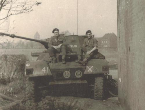 Ginderich March 1945